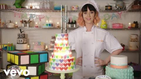 Katy Perry - Birthday (Lyric Video)