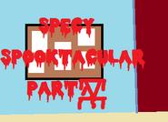 Specy Spooktacular Part V title
