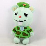 Flippy Stuffed Doll