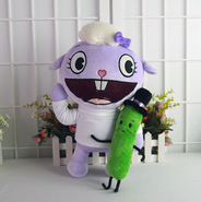 Lammy&Mr Pickels plush