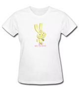 Cuddles Retro Rabbit standing