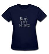 Happy Tree Friends Logo (women)