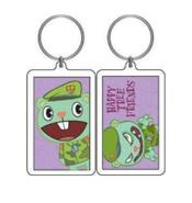 Flippy Fliqpy keychain