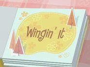 Wingin-it-part-1 poster