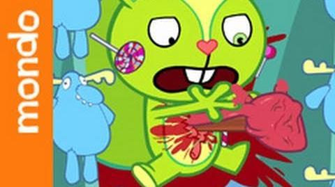 Happy Tree Friends - Nutty Blood Fest