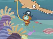 Saw fish