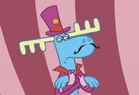 Lumpy Ringmaster