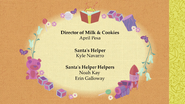S3E23 Christmas-styled credits 6