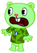 Flippy without hat
