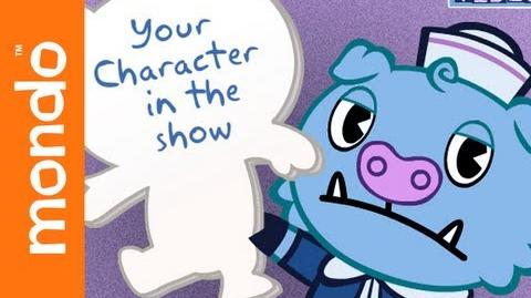 Help Us Design A New Happy Tree Friends Character
