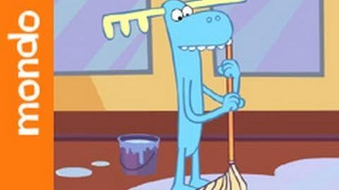 Happy Tree Friends - Moppin Up