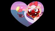 Sea of Love Heart