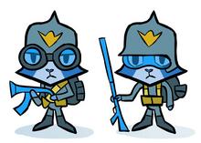 Тигриные Солдаты