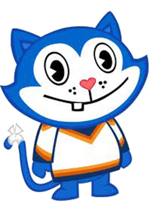 Purrsy Cat | Happy Tree Friends Fanon Wiki | FANDOM ... |Happy Tree Friends Cat