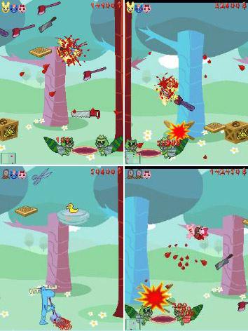 Mobile Games Happy Tree Friends Wiki Fandom
