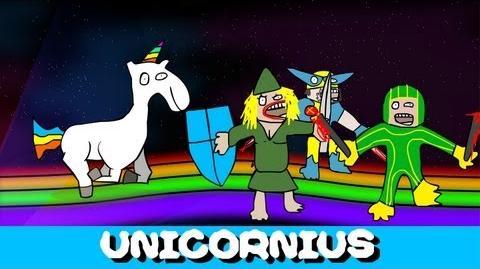 ♪ Unicornius - Oliver Age 24 ♪