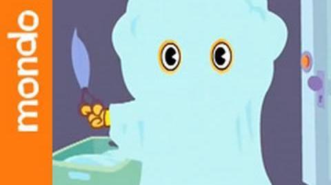 Disco Bear's Halloween Smoochie
