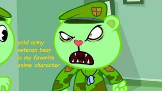 Happy Tree Friends - Double Whammy Autopsy Turvy but it's only the voice acting