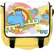 Lumpy Messenger Bag
