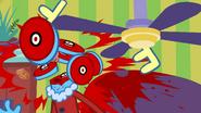 S3E23 Lumpy's death