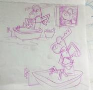 Lumpy sketches