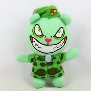 Fliqpy Stuffed Doll