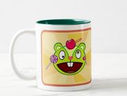 Double Nutty Two-Tone (Coffee Mug)