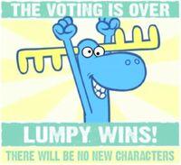 Lumpy Wins