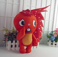 Flaky Plush