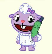 HTF Lammy the Sheep by KiLerZolika