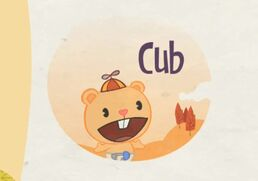 Cub opening