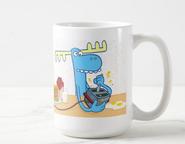 Lumpy Ignorance is Bliss Coffee Mug