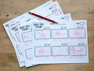 Just be clause storyboard