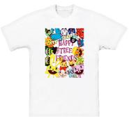 Happy Tree Friends Cartoon Classic T Shirt