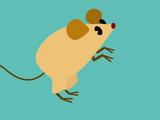 Cuddles' Mouse