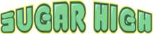 Sugar High Game Logo by HappySmile33