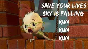 Chicken Little ... Sky is falling ..