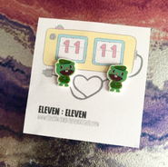 Flippy Earrings