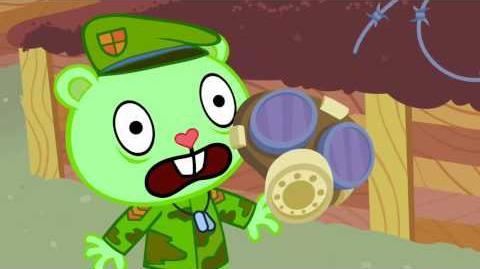 Happy Tree Friends Still Alive - In Over Your Hedge