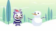 Chill Kringle The Snowman