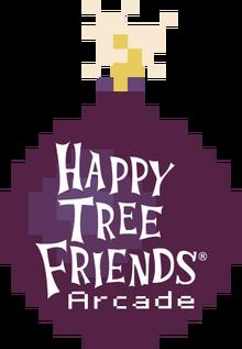 Happy Tree Friends Arcade Bomb Logo by HappySmile33