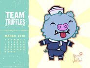 HTFTruffles Calendar
