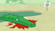 S1E6 Alligatororcrocodile