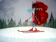 Ski Patroller Lumpy