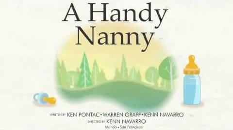 Happy Tree Friends Still Alive - A Handy Nanny