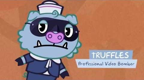Happy Tree Friends - Truffles Video Bomb Halloween Competition