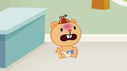 ANG Cub stops crying