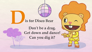 Disco Bear's Season 3 and 4 Intro