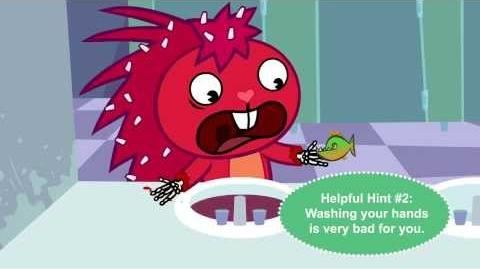 Happy Tree Friends - Something Fishy Blurb