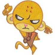 Buddhist Monkey - patch
